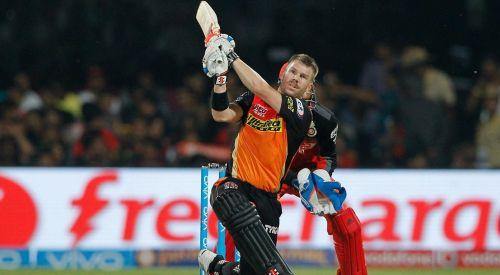Devid warner in IPL 2019