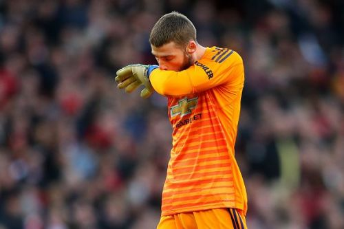 David De Gea should be rested this weekend