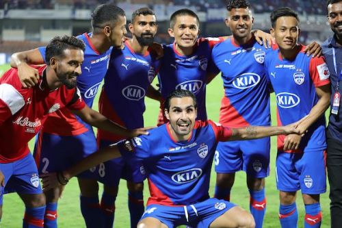 Bengaluru FC favoured to go all the way in the ISL?