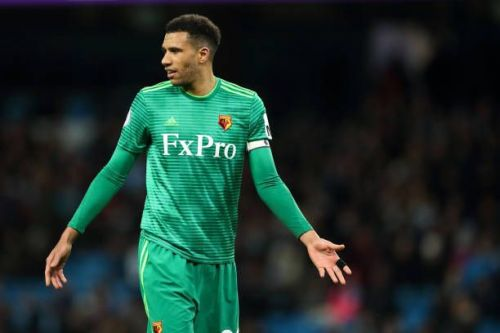 Etienne Capoue has been excellent for Watford