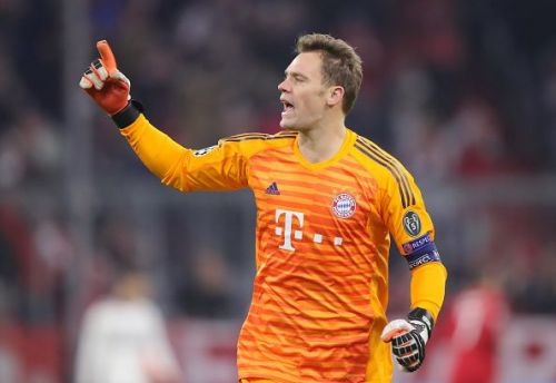 Aging and recurring injury concerns have put Neuer's career on the downward trajectory