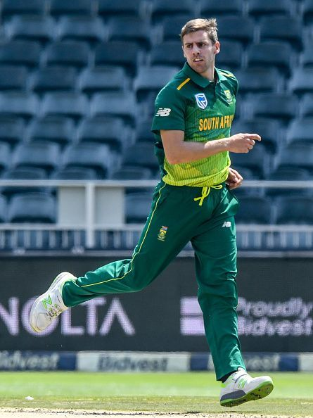 Nortje has 162 wickets from 47 first class matches