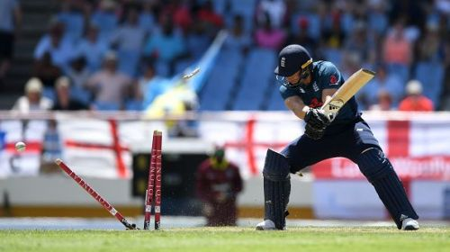 England v West Indies - 5th One Day International