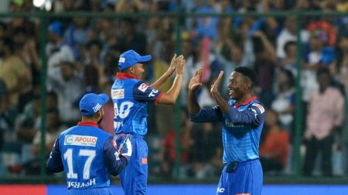Four changes by skipper Shreyas Iyer did wonders in the end. Image Courtesy: BCCI/IPLT20.COM
