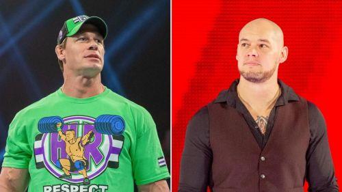 John Cena could replace Corbin!