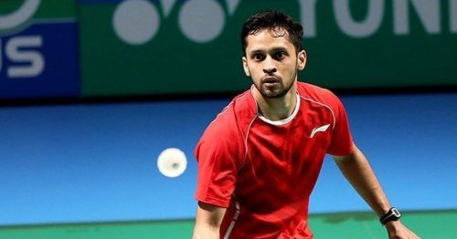 भारतीय बेडमिंटन खिलाड़ी पी कश्यप