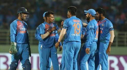 India aim to begin ODI's on a high.