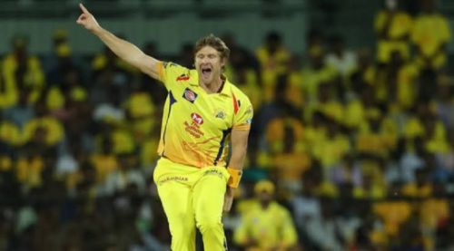 Shane Watson - Champion All-rounder of CSK.