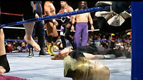 Royal Rumble 1994 was the first time the fans got a taste of The Undertaker's supernatural power