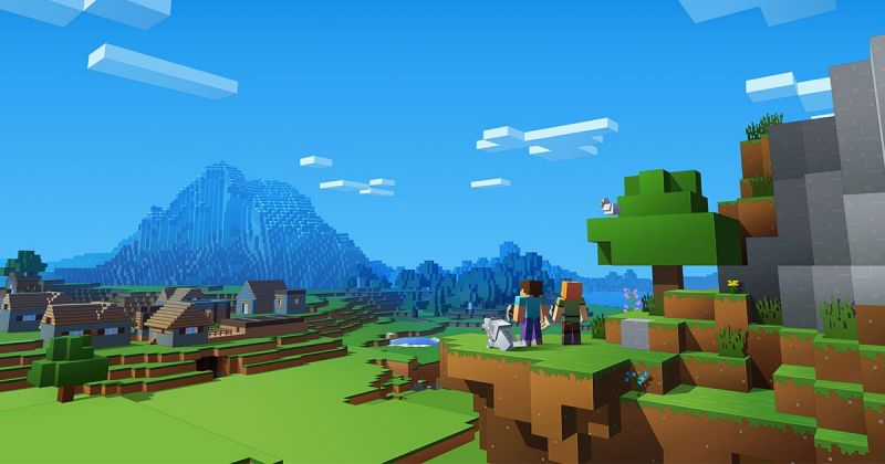 Minecraft is one example of Xbox Live being used on different platforms