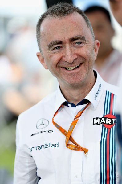 Former Mercedes Executive Director, Paddy Lowe