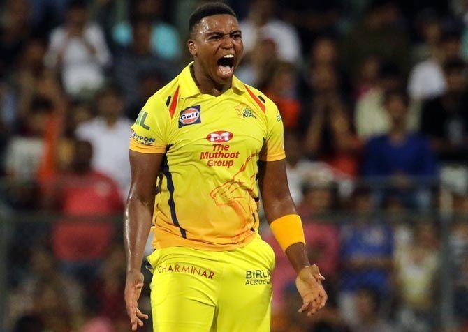 Lungi Ngidi will miss IPL 2019