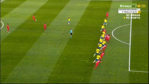 Machado was clearly offside for Panama's equaliser