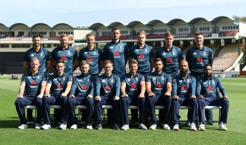 England vs West Indies - 5th One Day International