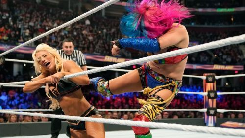 Mandy Rose failed to grasp her first major opportunity