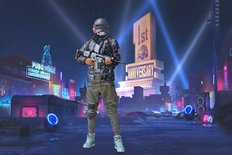 Pubg Mobile Celebrates 1 Year Anniversary With New Lobby The!   me New -