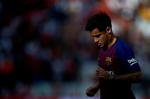 Coutinho is one of the highest earners at Barcelona