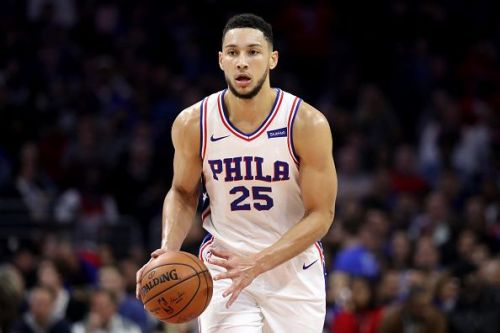 Simmons couldn't carry his team past the finish line but he lead the 76ers in all major statistical categories