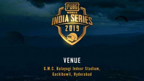 PUBG Mobile India Series