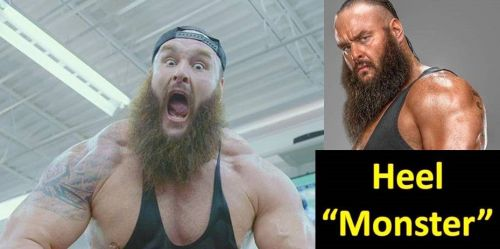 A heel Braun Strowman could tussle with these adversaries after WrestleMania 35