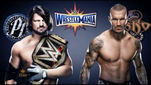 The dream match is ON!