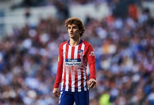Griezmann has been subjected to numerous interests from PSG, Barcelona, and Manchester United