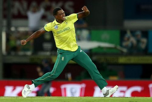 Lungi Ngidi impressed for CSK last season and his absence will be felt
