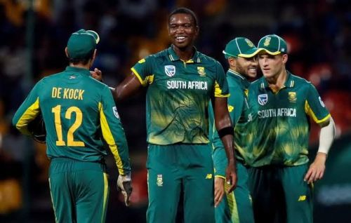 South Africa seek revenge in the ODIs.