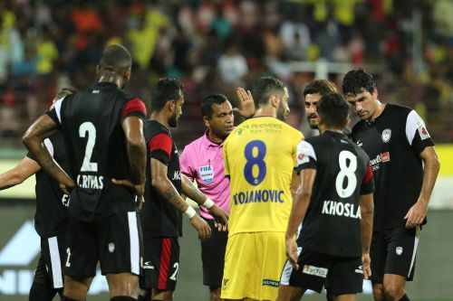 Kerala Blasters and North East United played out a stalemate (Photo: ISL)