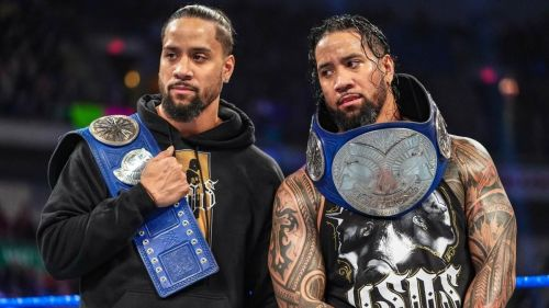 Image result for The Usos