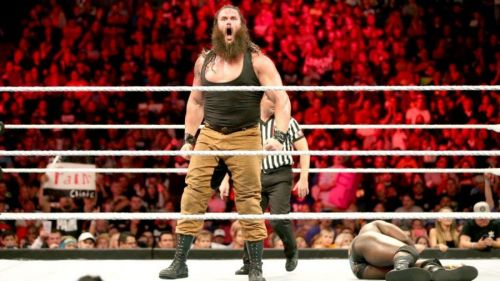 Braun needs to win the battle royal