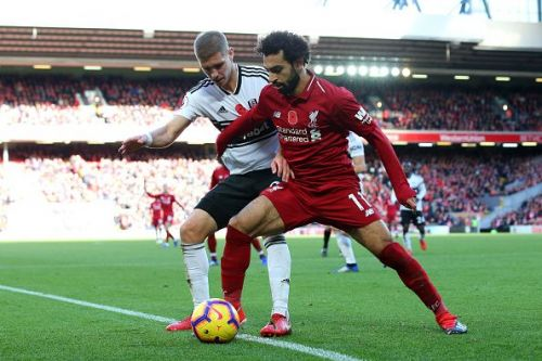 Liverpool FC v Fulham FC - Premier League