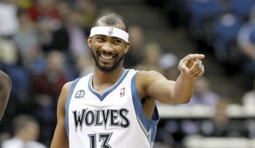 Corey Brewer memorably dropped 51 points on the Rockets (Picture Credit - Los Angeles Times)