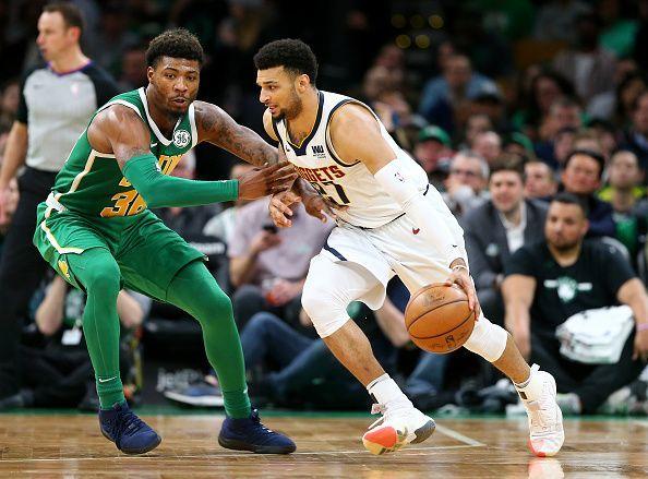 Denver Nuggets v Boston Celtics Oklahoma v Virginia