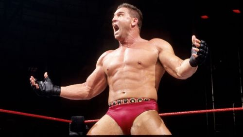 Ken Shamrock beat The Rock in exciting fashion, then sacrificed the match in a contrived way.