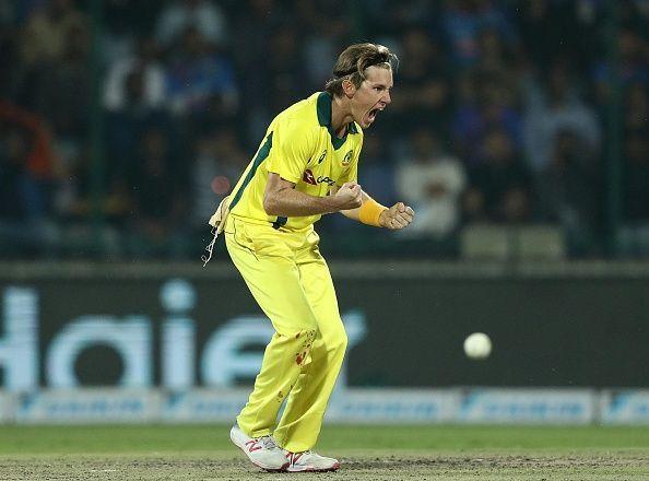 Zampa turned the game Australia