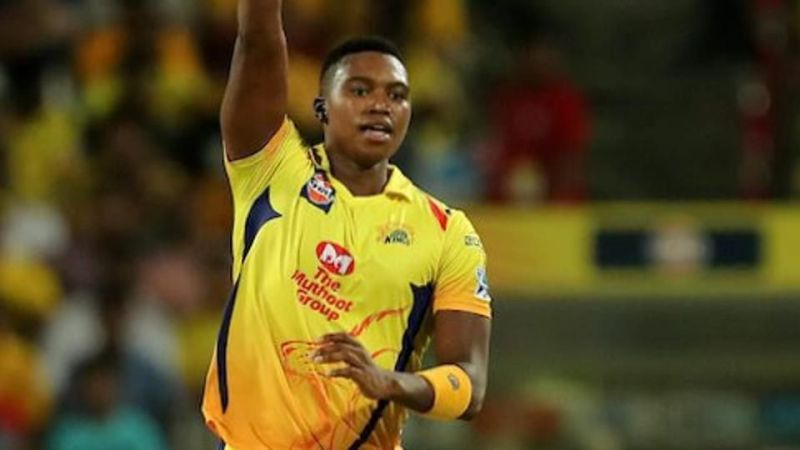 Lungi Ngidi has been ruled out of this season with an injury