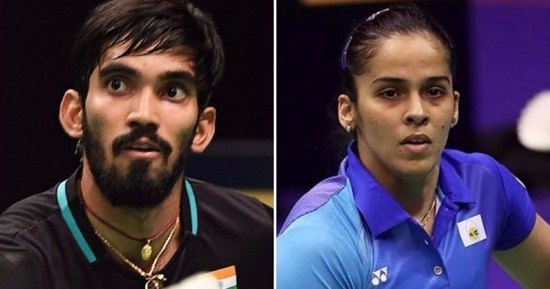 Srikanth and Saina