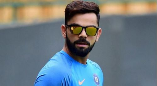 Virat Kohli will lead India at the 2019 ICC Cricket World Cup