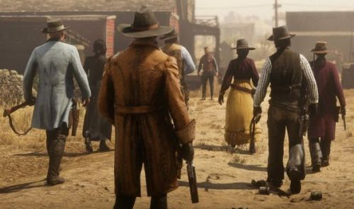 RDR Online needs more content