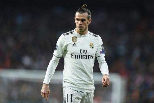 Gareth Bale is looking for Real Madrid exit