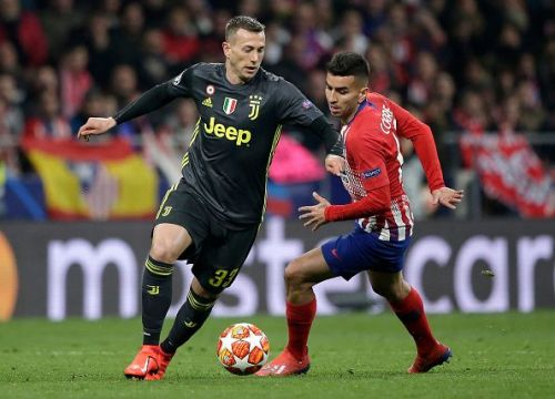 Juventus and Atletico Madrid are set to face each other once again