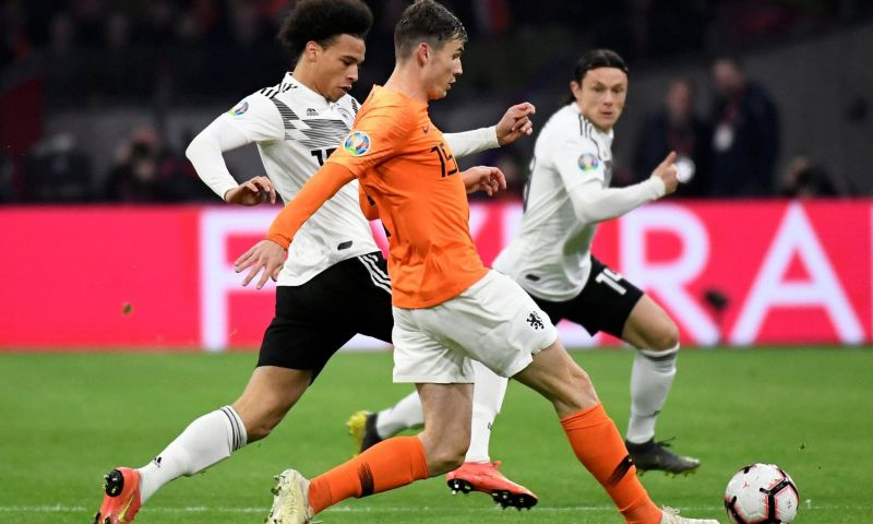 The Netherlands midfielders struggled to make an impact and were kept at bay for major parts of the game.