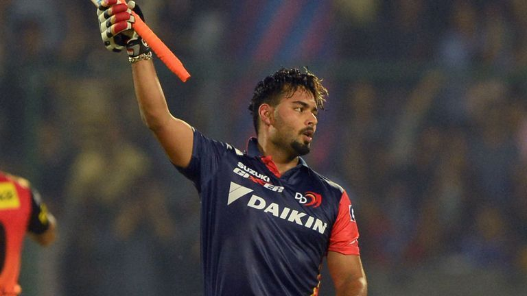 Rishabh Pant is again expected to play a major role of Delhi