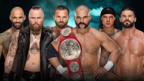 The RAW Tag Team Championships are at stake tonight. Who will walk out of Fastlane as your champions?