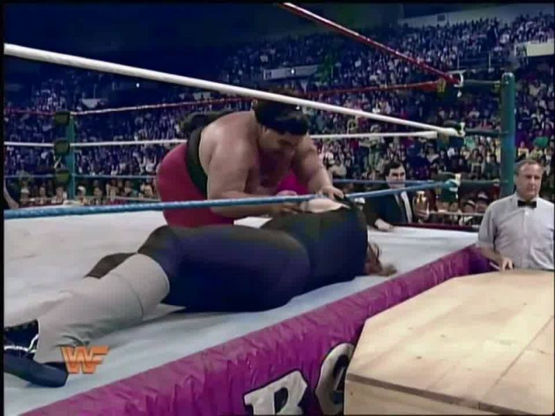 undertaker at royal rumble 1994