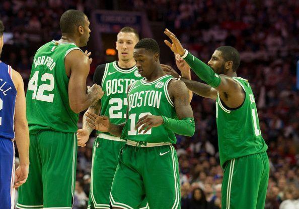 Boston Celtics v Philadelphia 76ers Philadelphia 76ers v Chicago Bulls