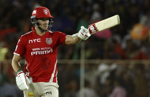 David Miller holds the record for the fastest ever T20 century