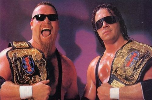 Another amazing tag team joins the WWE Hall of Fame