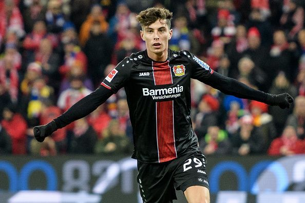 The graceful German, Kai Havertz could continue Bayern